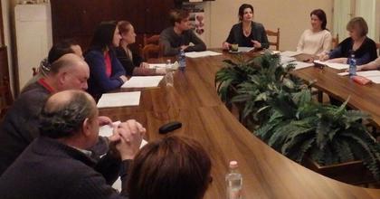 Család ellen nincs orvosság - Készül a komédia Veszprémben