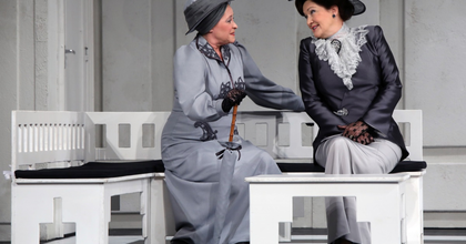 Rátóti Zoltán állította színpadra A nagymamát Veszprémben
