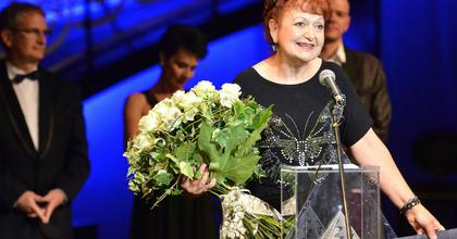 Dömötör-díjak - Szonda Éva kapta az idei életműdíjat