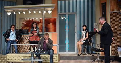 Hajmeresztő - Interaktív bűnügyi vígjáték az egri színpadon