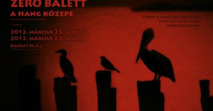 A hang közepe - Berger Gyuláék premierre készülnek