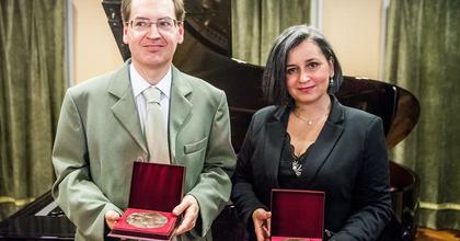 Tallér Zsófia és Várjon Dénes kapta a Bartók-Pásztory-díjat