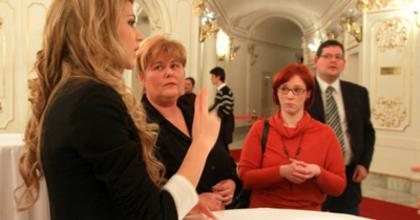 Weisz Fanni a Pécsi Nemzeti Színházban