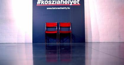 Most az idősebbek adhatják át a helyüket a budapesti Katonában