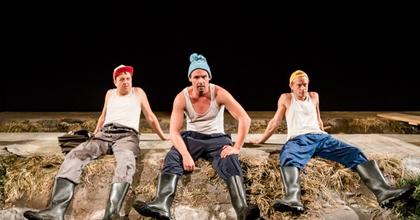 Színházzal a hidegfront ellen