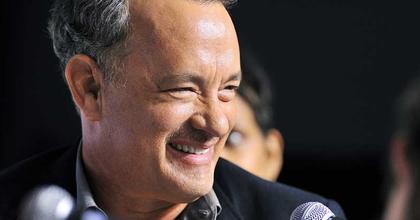Tom Hanks jövőre a Broadway színpadán debütál