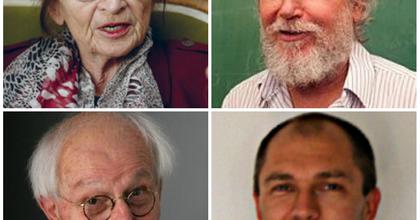 Numera - Heller Ágnes, Jelenits István, Kürtösi Zsolt és Szemerédi Endre a Maladypében