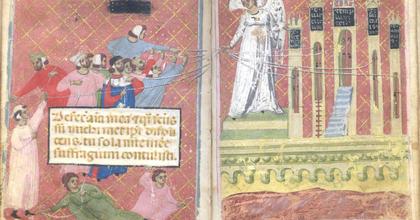 Először állították ki az Isteni színjáték legkorábbi illusztrációit