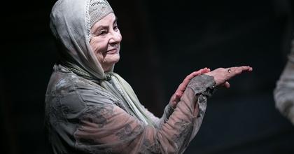 """Béres Ilona: """"Ma is csakis színész lennék"""""""