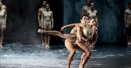 Sötét, csönd – a Győri Balett bemutatója
