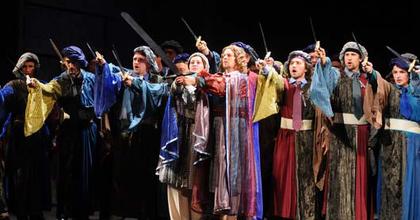 Opera premier Debrecenben