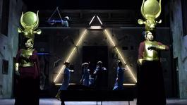 """""""A színházi beavatás szertartása"""" – A varázsfuvola Miskolcon"""