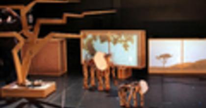 Szavanna - Robot-előadás érkezik a Trafóba