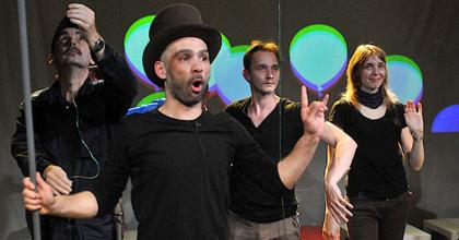 Két előadással zárul a MASZK 'Játszani is engedd!' projektje