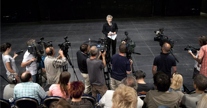 Elbúcsúzott a Nemzeti Színháztól Alföldi Róbert