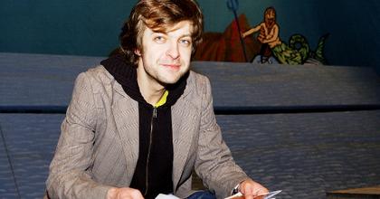 Almási-Tóth András Ludwigshafenben rendez
