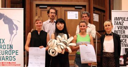 Átadták a Prix Jardin d'Europe kortárstánc-művészeti díjat