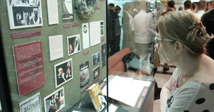 Bemutatóval és kiállítással tiszteleg Krleža előtt a veszprémi színház