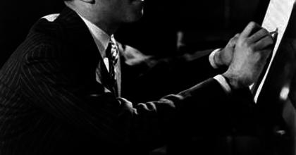 Good Morning, Mr. Gershwin