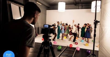 Szerednyey Béla első videóklipjét készítette el a Madáchban