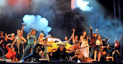 Fame – A hírnév ára - Premiert tartott az Operettszínház