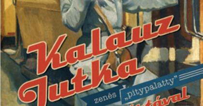 Kalauz Jutka - Zenés 'pittypalatty' az Átriumban