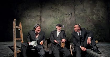 A székesfehérvári Hamlet a Vígbe érkezik - Címszerepben László Zsolt