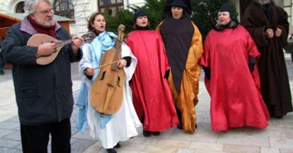 Karácsonyi misztériumjátékkal vár a Térszínház