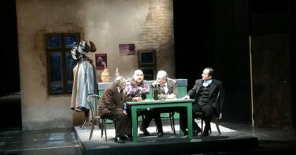 Ötödik pecsét – A döntés drámáját mutatják be Zalaegerszegen
