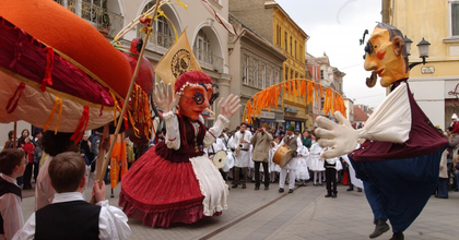 Koltai-Galla duóval is vár az idei Győri Tavaszi Fesztivál