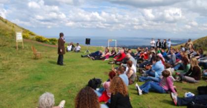 Edinburgh Fringe Fesztivál