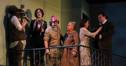 Elvileg komédia - Finito a kaposvári színházban