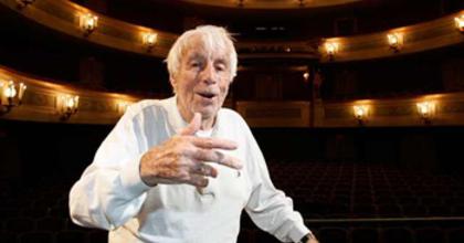Meghalt a világ legidősebb színésze