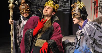 Újrafordított változatban viszik Shakespeare-t Kínába