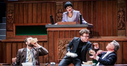 Korsunovas ismét Gyulán - Erős nemzetközi mezőny az idei Shakespeare Fesztiválon