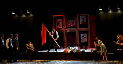Nagyváradra került a Magyar Színházak Kisvárdai Fesztiváljának fődíja