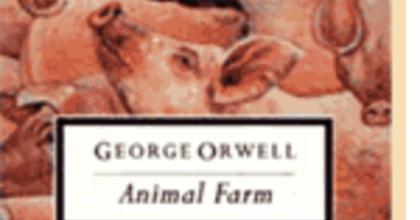 Nem értik az Állatfarmot Kínában