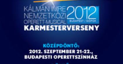 Karmesterversenyt hirdet az Operettszínház