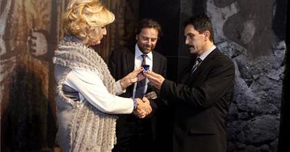 Petrik Péter kapta idén a Bujtor-emlékgyűrűt Veszprémben