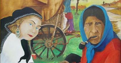 Vallás és misztikum - Kortárs roma festészet a Madáchban