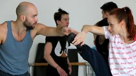 Amerikai koreográfussal dolgozott a Miskolci Balett