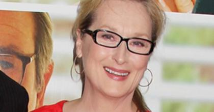 Meryl Streep 1 millió dollárt adományoz egy színháznak
