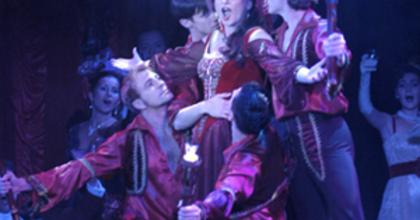 A Operettszínház sikere