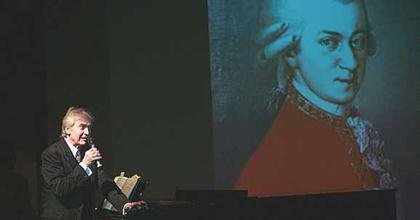 'Jupiteri zsenialitás megtestesülése a Don Giovanni'