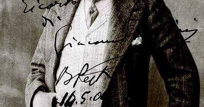 Puccini 155! - Szobrot állított az Operaház