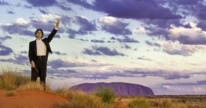 Az ausztrál sivatagban ünnepelték a Verdi évfordulót