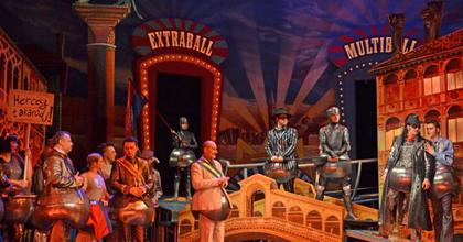 Búcsúzik az Egy éj Velencében az Operettszínházban
