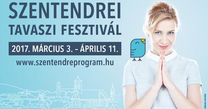 Lírára hangolódik az idei Szentendrei Tavaszi Fesztivál