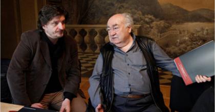 Közönségtalálkozó a két Novákkal Szegeden