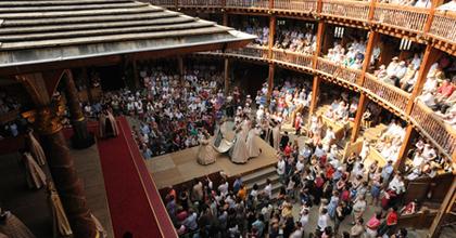 Shakespeare-korabeli színház nyílik Londonban